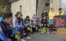 Camp Oscar Saiz 2010