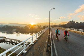 Imagen Arnoia Termal Bike Puente