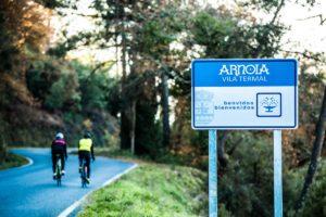 Imagen Arnoia Termal Bike Cartel